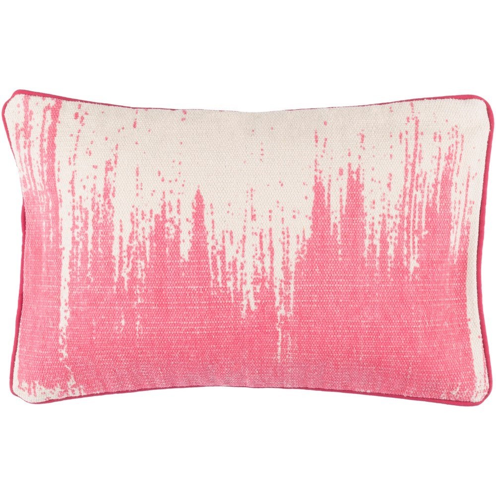 Bristle 22 x 14 x 4 Polyester Lumbar Pillow by Surya at SuperStore