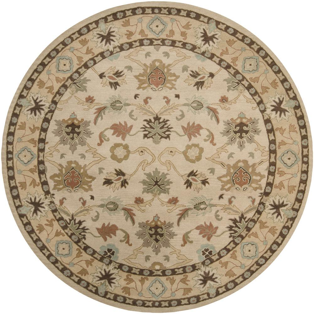 Caesar 6' Round by Ruby-Gordon Accents at Ruby Gordon Home