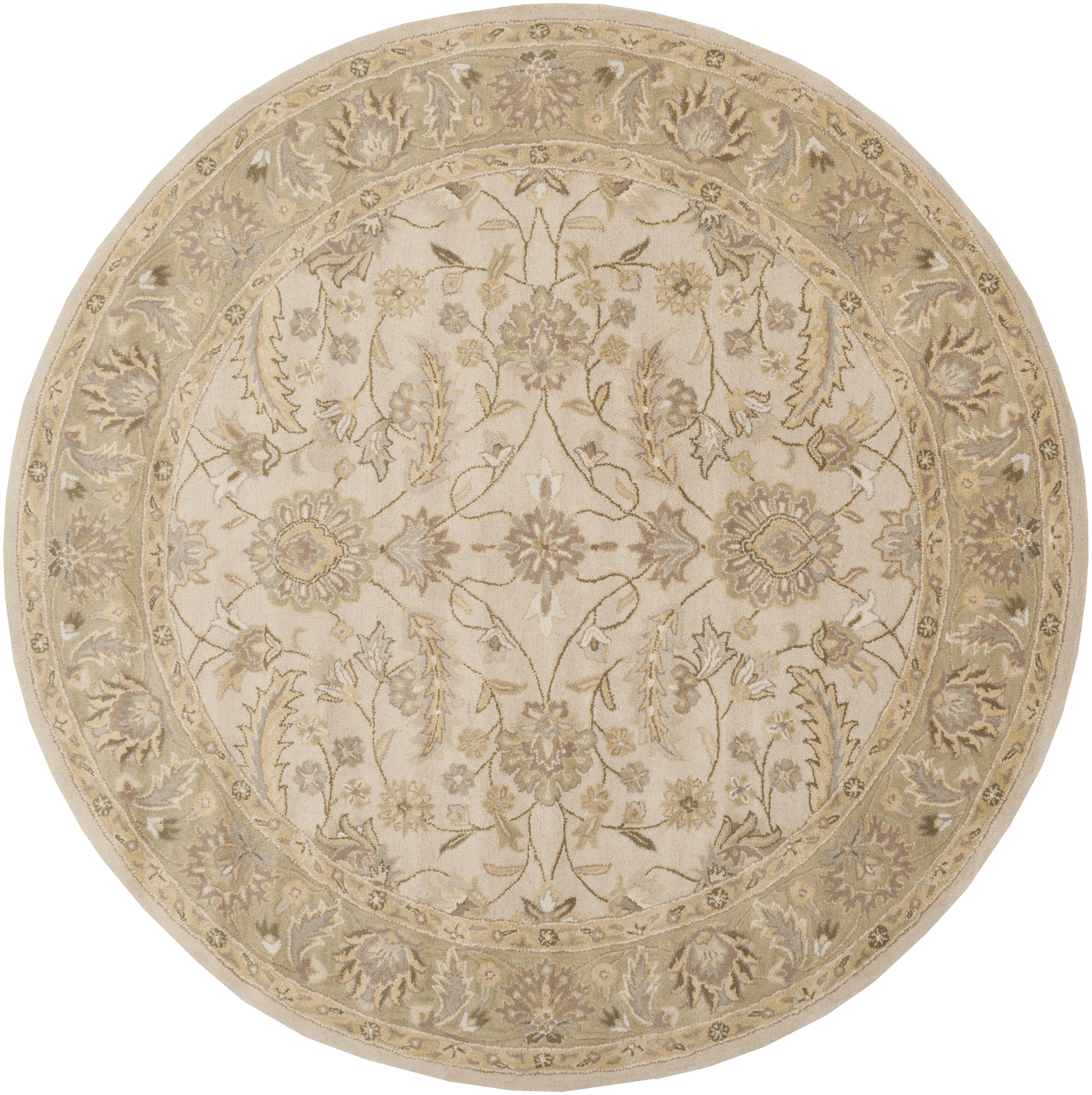 Caesar 4' Round by 9596 at Becker Furniture