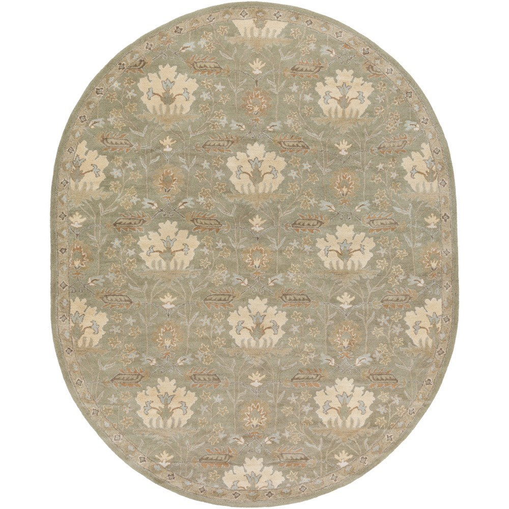 Caesar 8' x 10' Oval by Surya at SuperStore