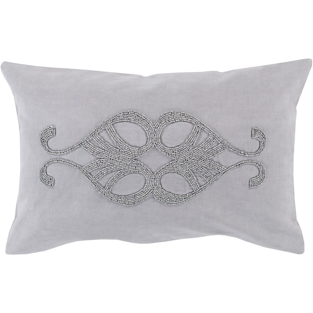 Cairo 13 x 20 x 5 Down Lumbar Pillow by Ruby-Gordon Accents at Ruby Gordon Home