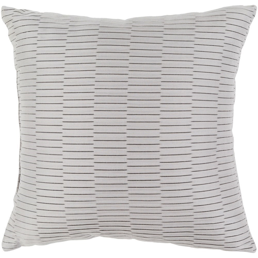Caplin 20 x 20 x 4 Polyester Throw Pillow by Surya at SuperStore
