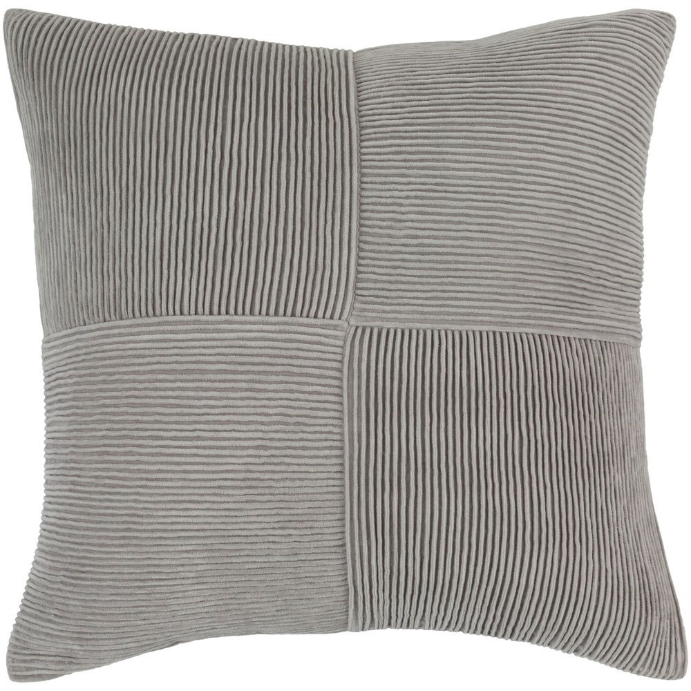 Conrad 22 x 22 x 5 Polyester Throw Pillow by 9596 at Becker Furniture