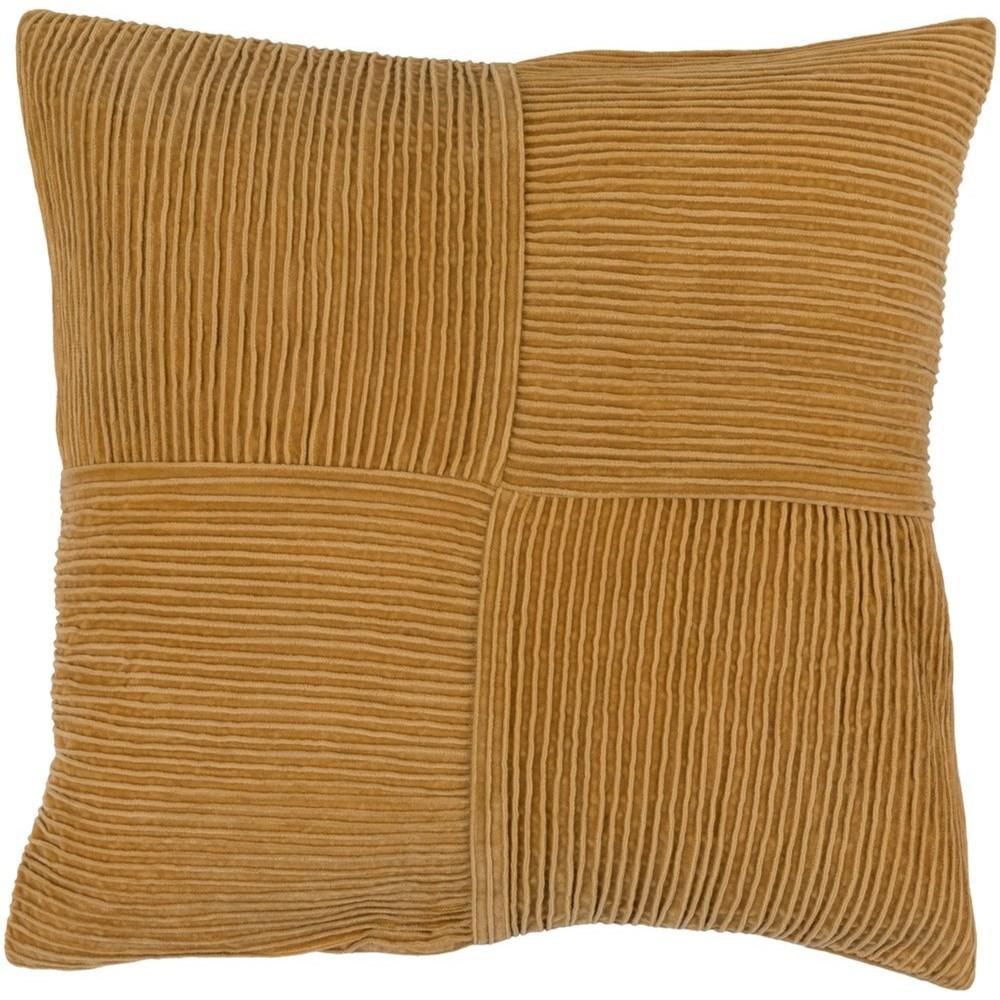 Conrad 22 x 22 x 5 Down Throw Pillow by Surya at Suburban Furniture