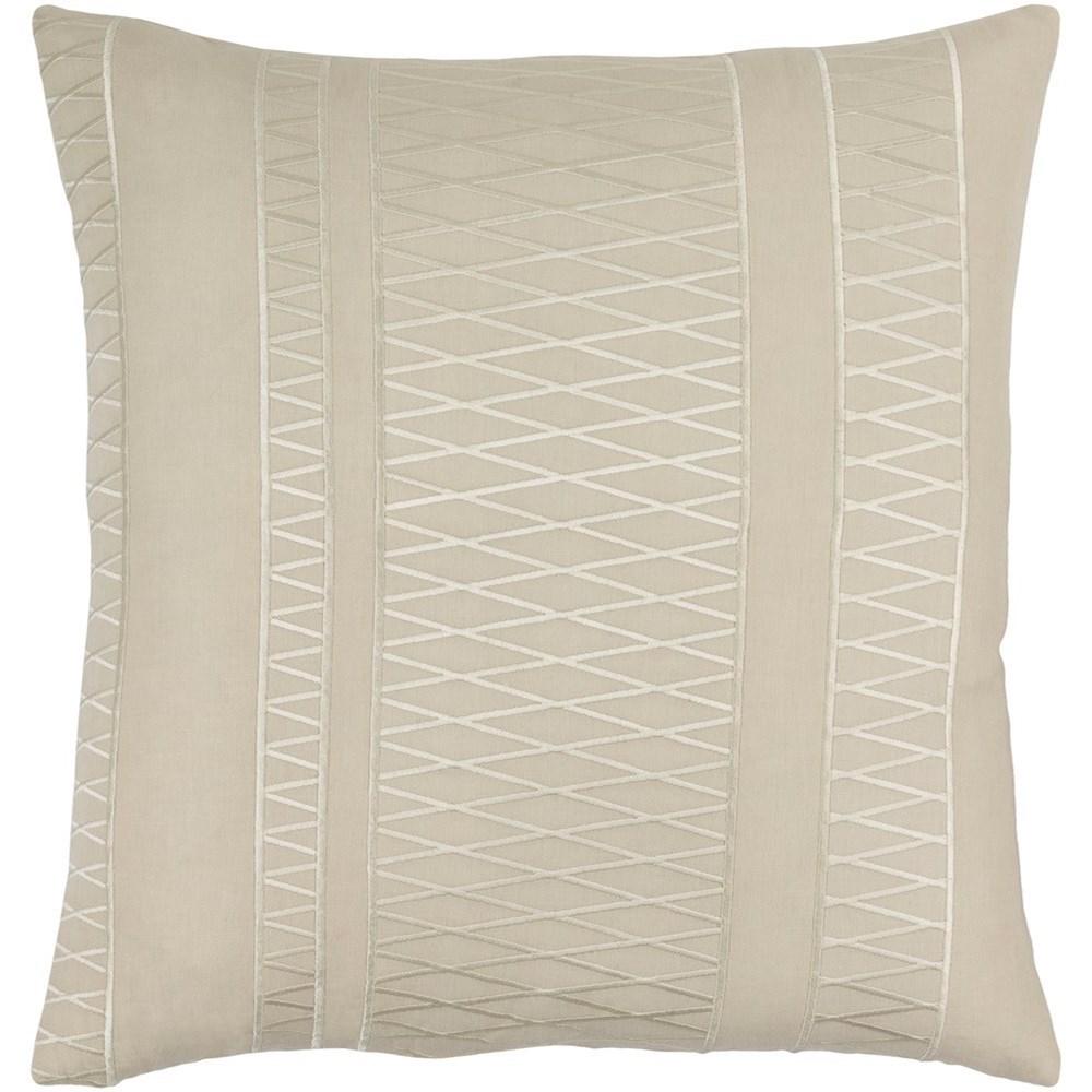 Cora 22 x 22 x 5 Down Throw Pillow by Ruby-Gordon Accents at Ruby Gordon Home