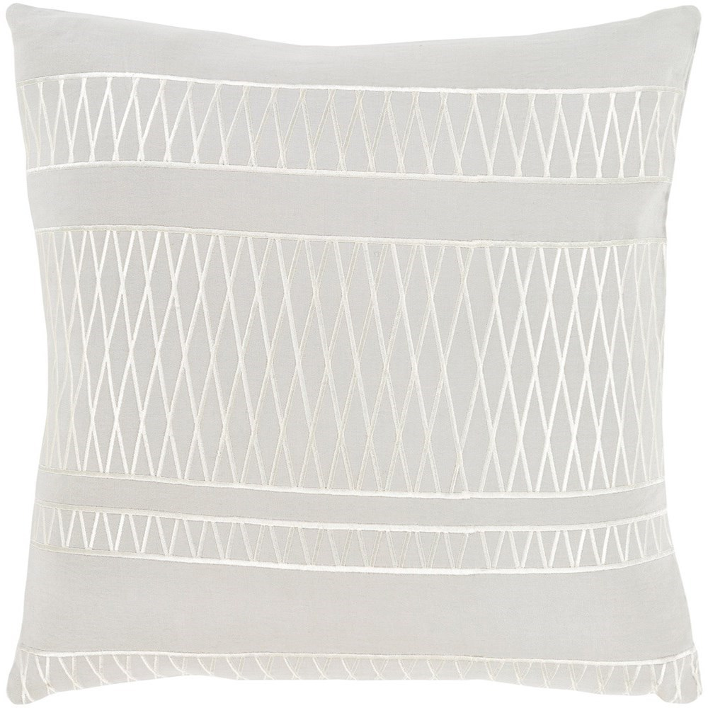 Cora 18 x 18 x 4 Down Pillow Kit by Ruby-Gordon Accents at Ruby Gordon Home