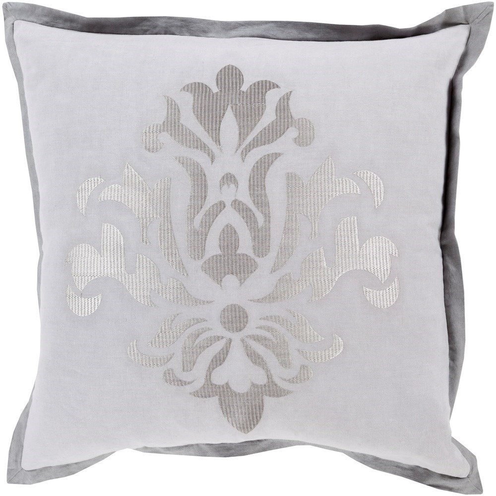 Cosette 20 x 20 x 4 Down Throw Pillow by Ruby-Gordon Accents at Ruby Gordon Home