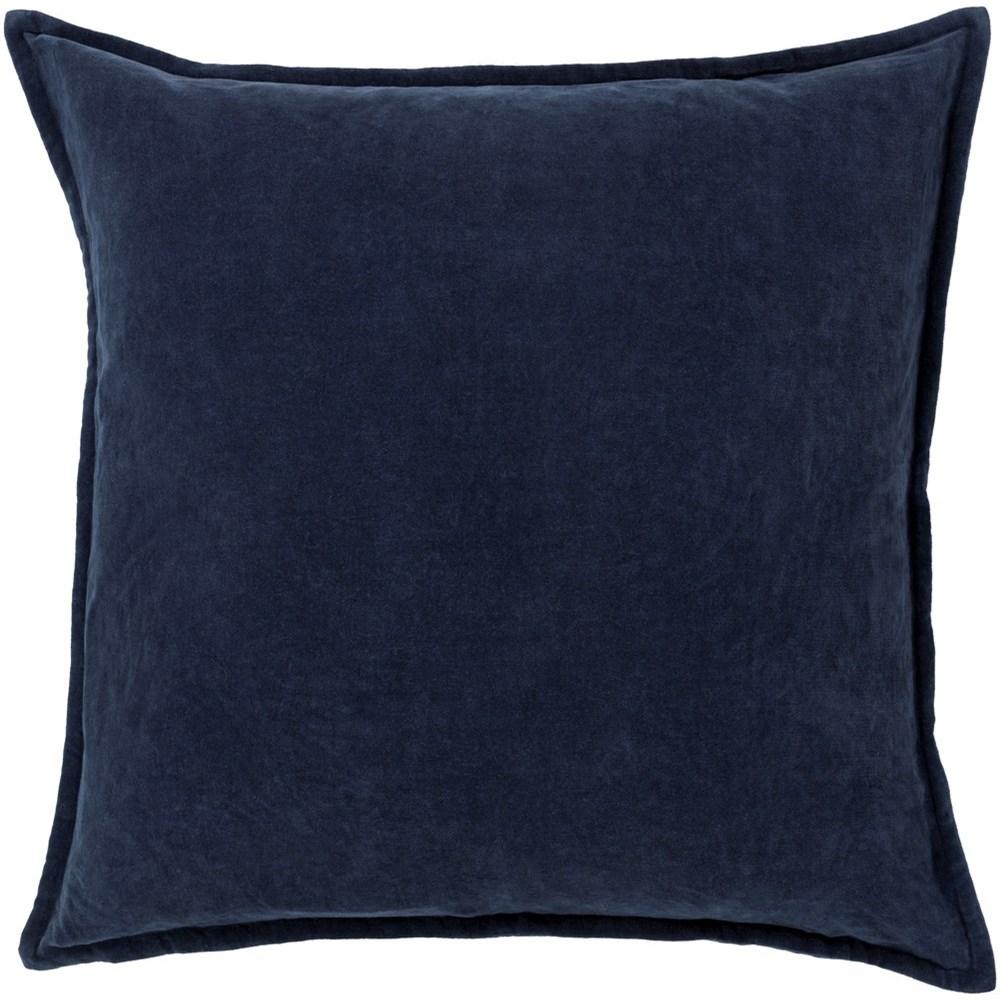 Cotton Velvet 13 x 19 x 4 Polyester Pillow Kit by Ruby-Gordon Accents at Ruby Gordon Home