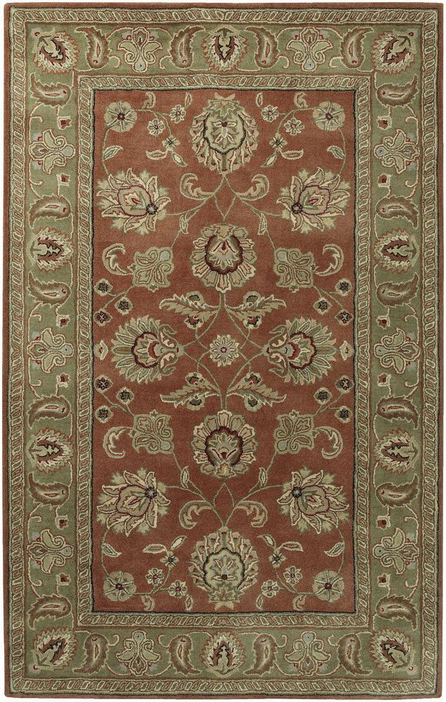 Crowne 4' x 6' by Surya at Suburban Furniture