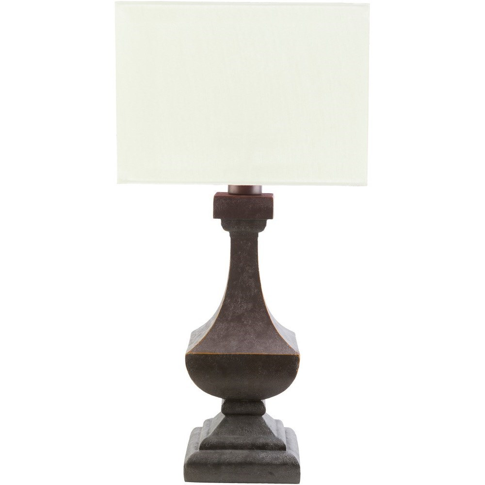 Davis Antique Pewter Modern Table Lamp by Ruby-Gordon Accents at Ruby Gordon Home