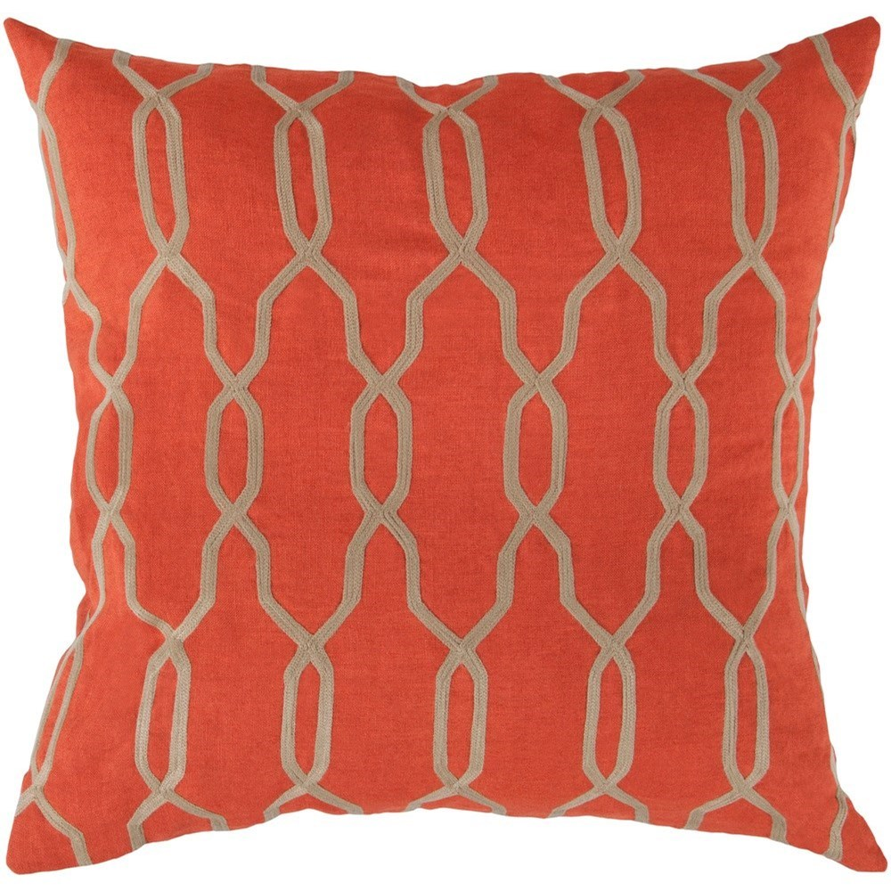 Gates 22 x 22 x 5 Down Throw Pillow by Ruby-Gordon Accents at Ruby Gordon Home