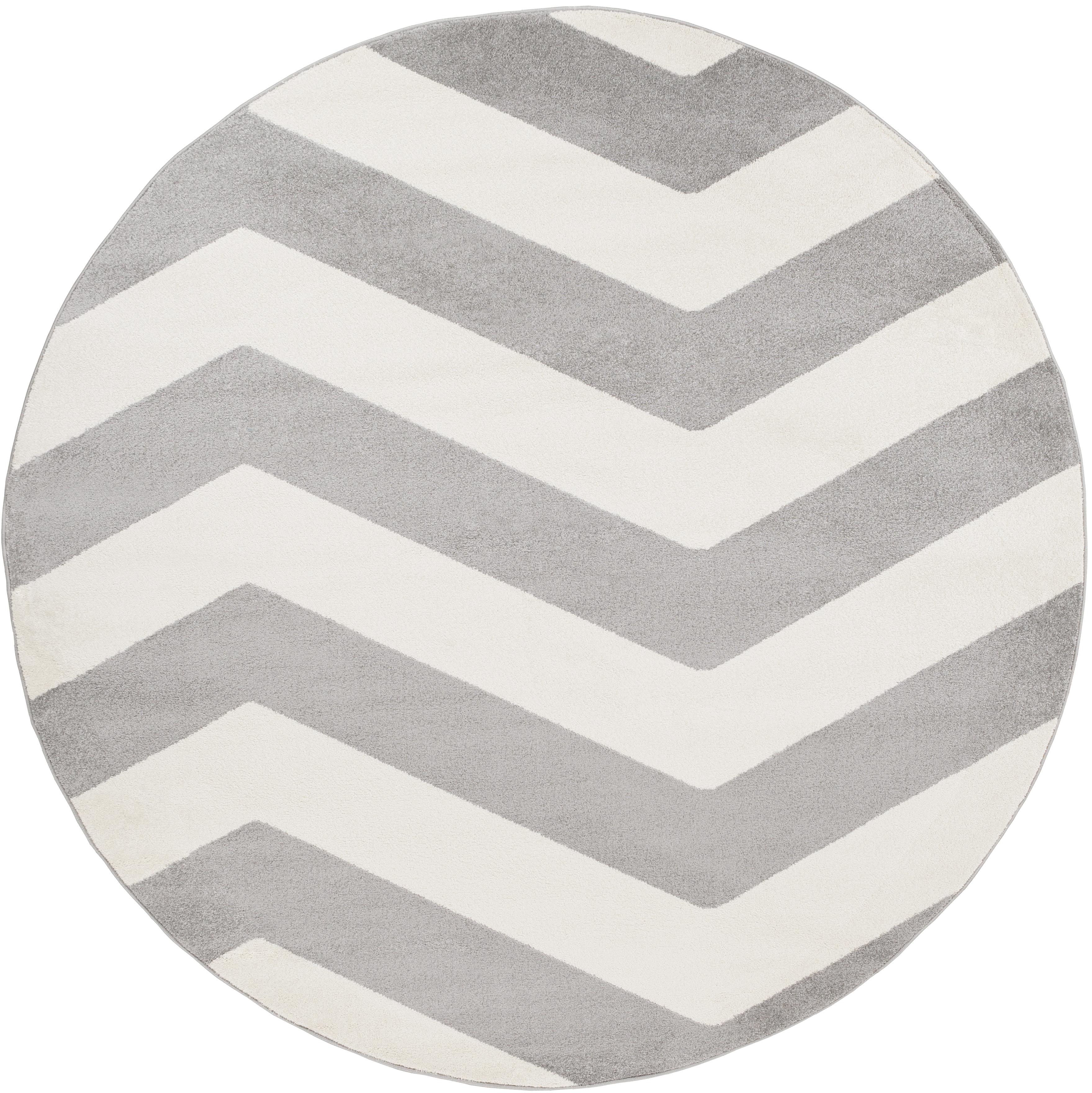 """Horizon 7'10"""" Round by Surya at Corner Furniture"""