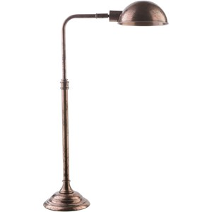 Copper Industrial Table Lamp