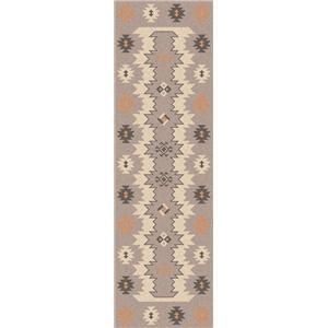 """Surya Jewel Tone II 2'6"""" x 8'"""