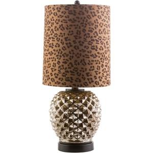Mercury Glass Glam Table Lamp