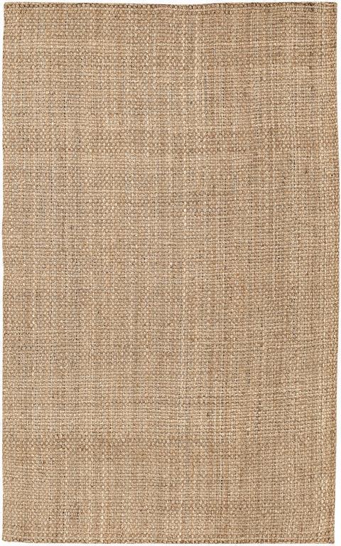 "Jute Woven 2'6"" x 4' by 9596 at Becker Furniture"