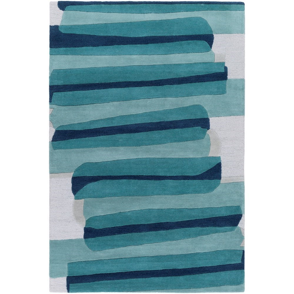 """Kennedy Area Rug - 5' x 7'6"""" by 9596 at Becker Furniture"""