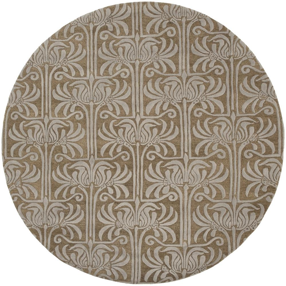 Natura 8' Round by Ruby-Gordon Accents at Ruby Gordon Home