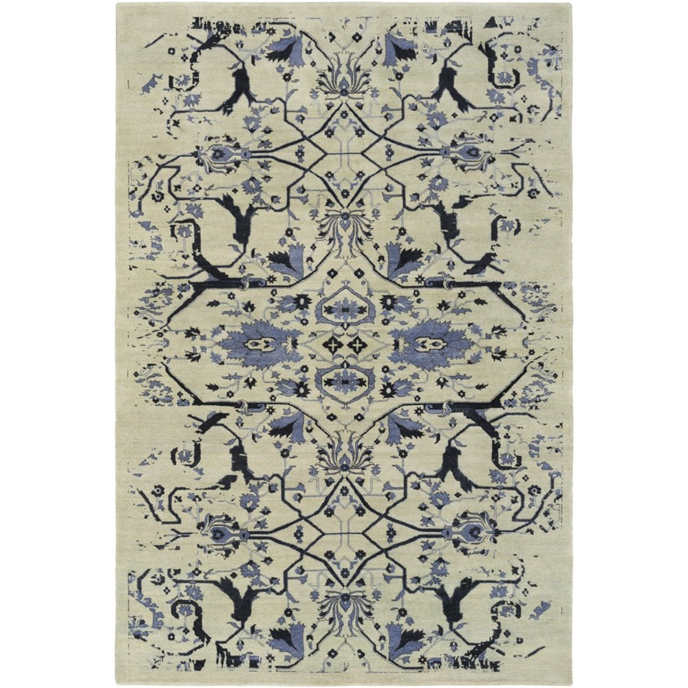 Opulent 4' x 6' by Surya at Fashion Furniture