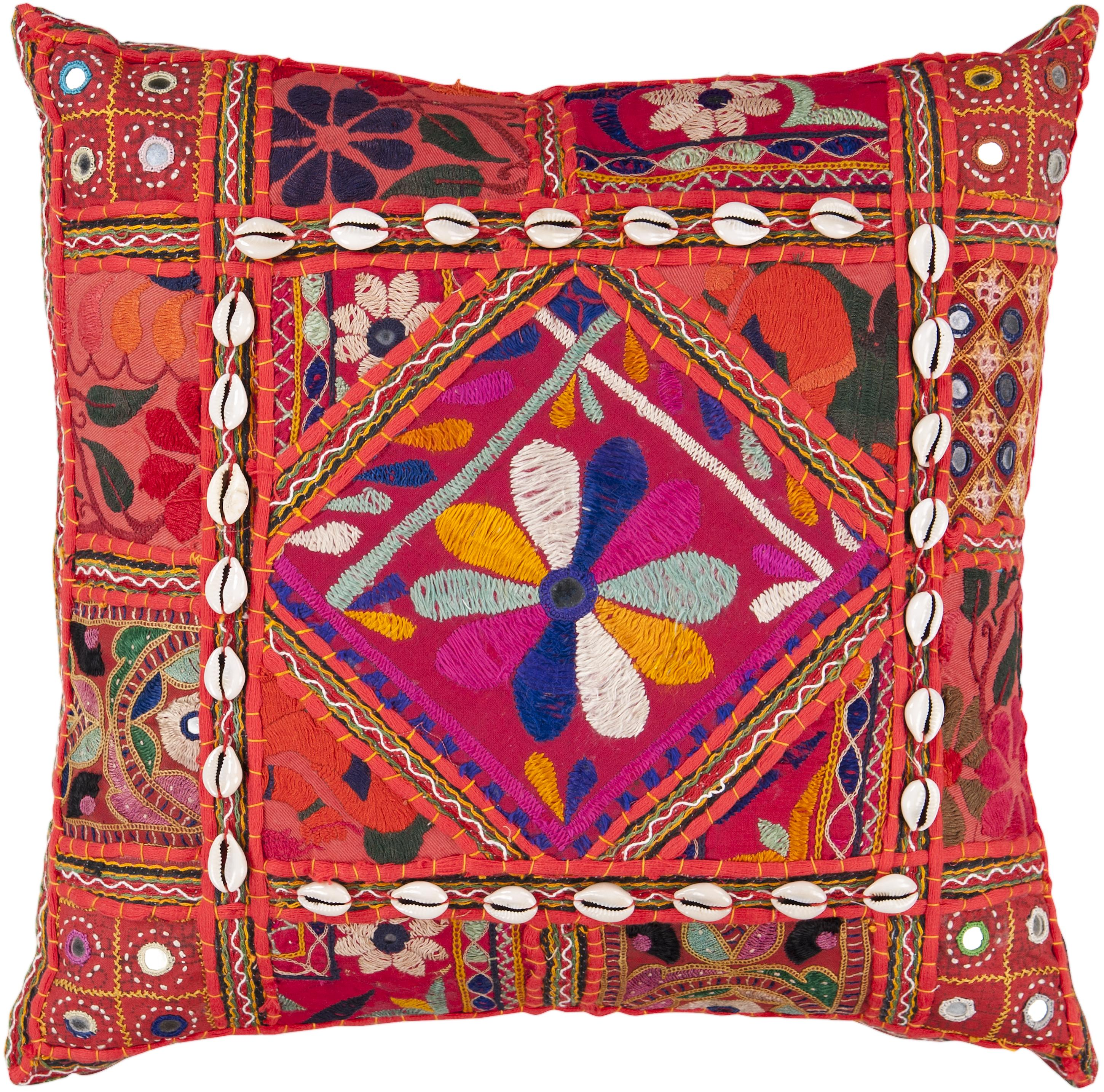"Pillows 18"" x 18"" Pillow by Surya at Esprit Decor Home Furnishings"