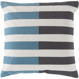 "Surya Pillows 22"" x 22"" Oxford Pillow"