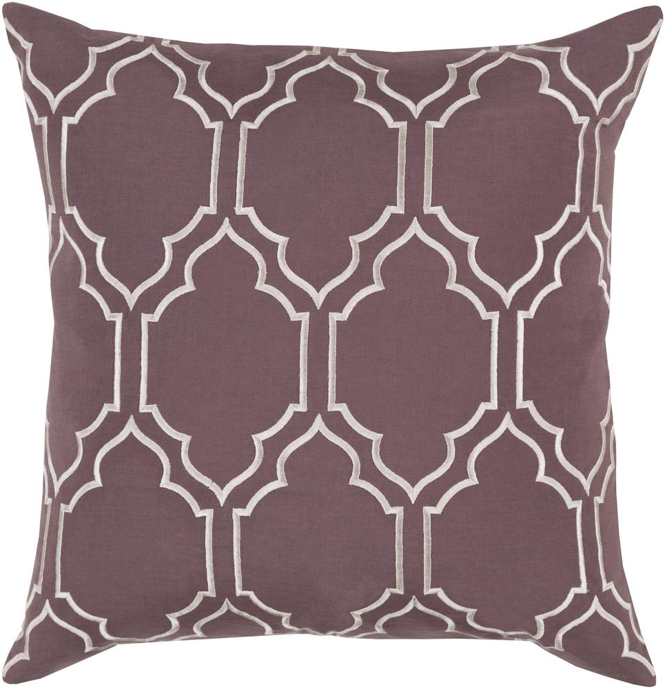 "Pillows 18"" x 18"" Pillow by Surya at SuperStore"