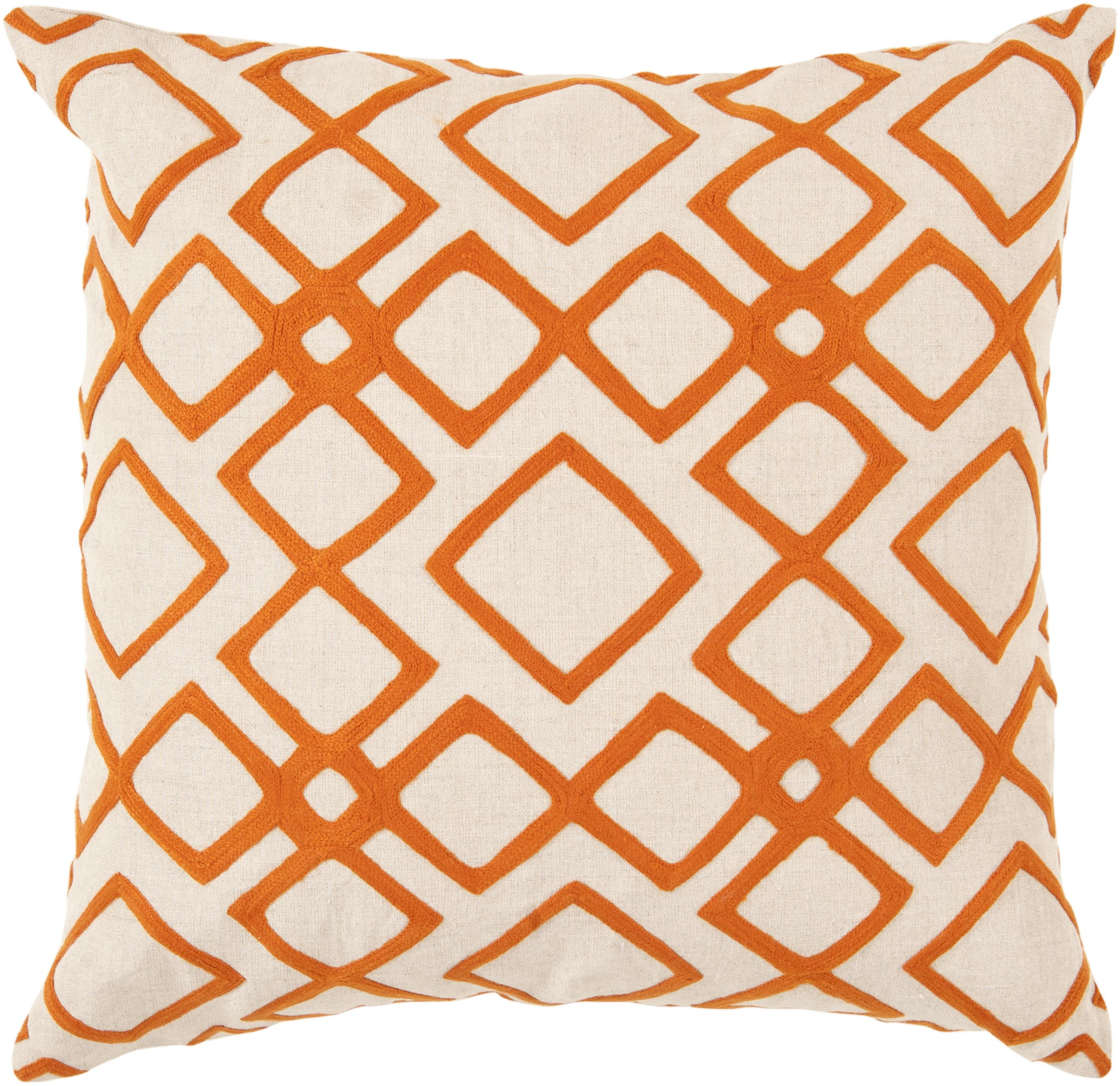 """Pillows 18"""" x 18"""" Pillow by Surya at Del Sol Furniture"""