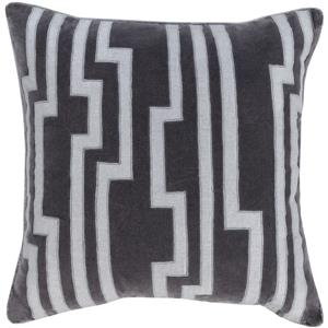 "Surya Pillows 22"" x 22"" Velocity Pillow"