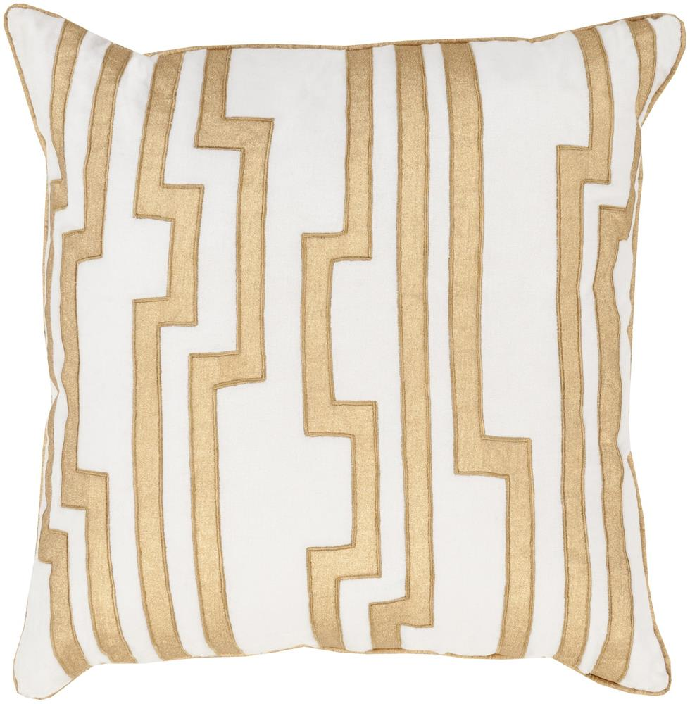 """Pillows 20"""" x 20"""" Velocity Pillow by Surya at SuperStore"""