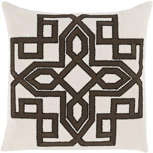 "Surya Pillows 20"" x 20"" Gatsby Pillow"