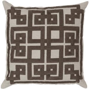 """Surya Pillows 18"""" x 18"""" Pillow"""