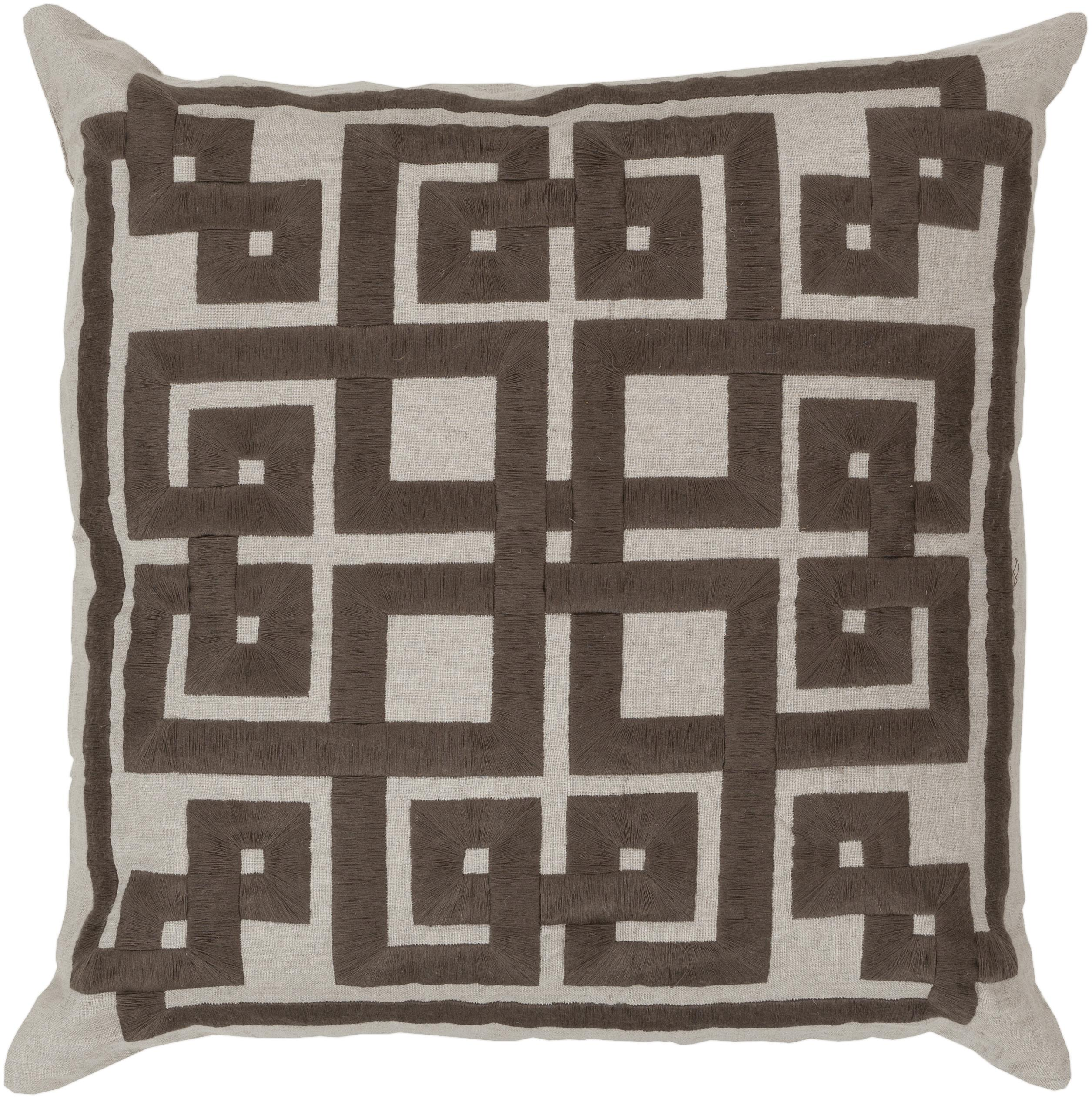 """Pillows 20"""" x 20"""" Pillow by Surya at SuperStore"""