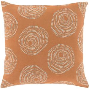 "Surya Pillows 22"" x 22"" Sylloda Pillow"