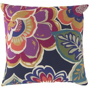 "Surya Pillows 18"" x 18"" Outdoor Safe Pillow"
