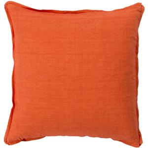 "Surya Pillows 22"" x 22"" Solid  Pillow"