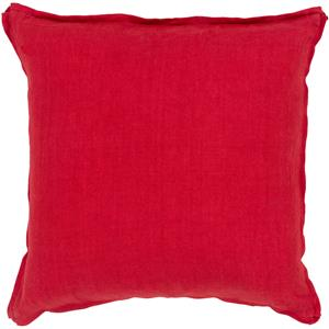 "Surya Pillows 18"" x 18"" Solid  Pillow"