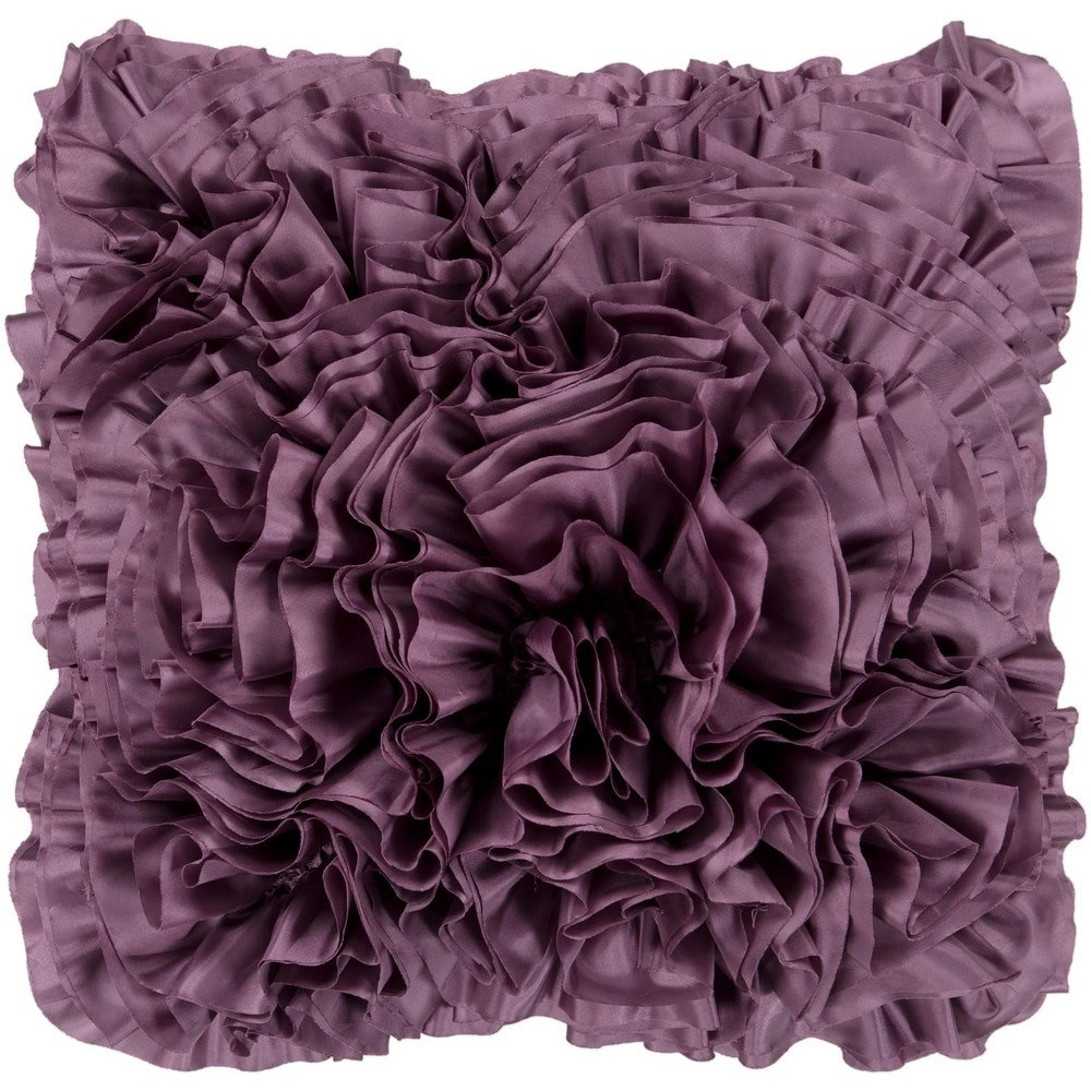 Prom 18 x 18 x 4 Down Throw Pillow by Ruby-Gordon Accents at Ruby Gordon Home