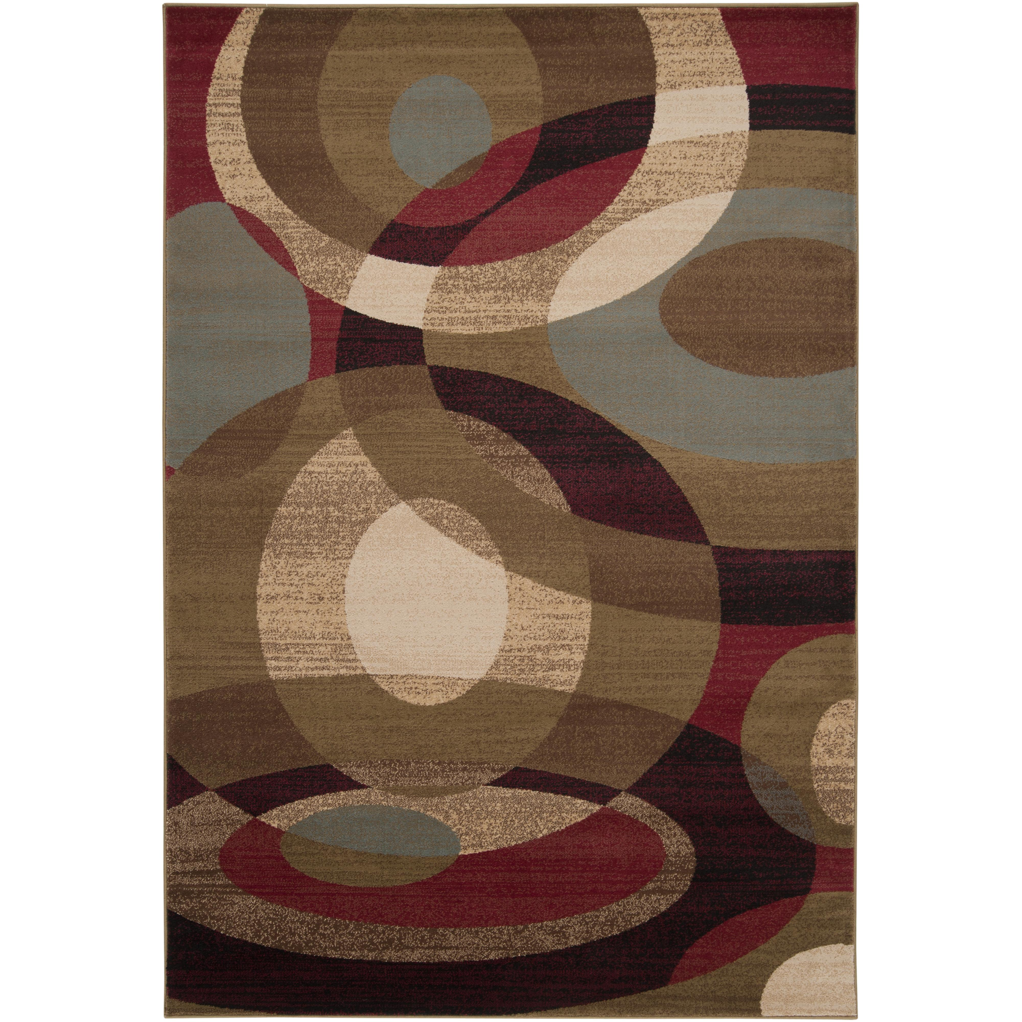 """Riley 6'6"""" x 9'8"""" by Surya at Upper Room Home Furnishings"""