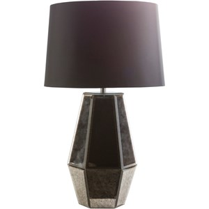 Pewter Glam Table Lamp