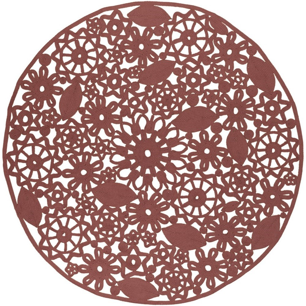 Sanibel 8' Round by Ruby-Gordon Accents at Ruby Gordon Home