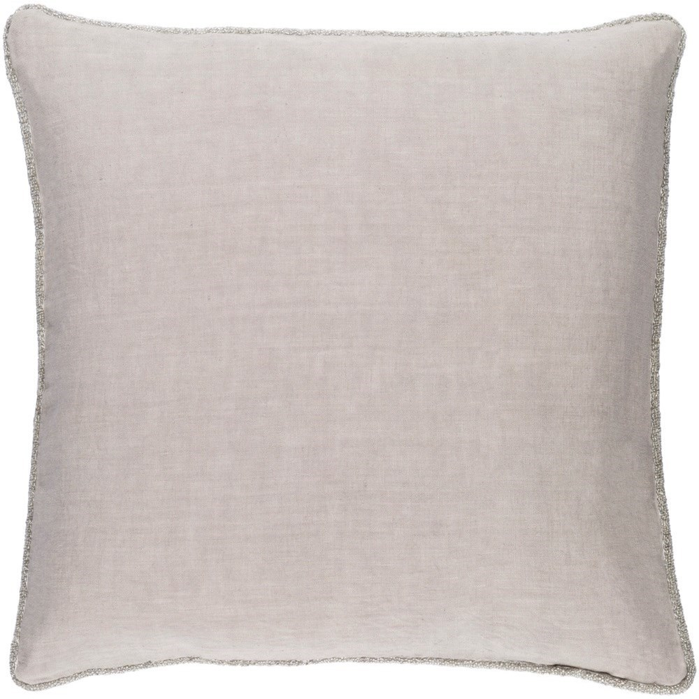 Sasha 18 x 18 x 4 Down Throw Pillow by Surya at SuperStore