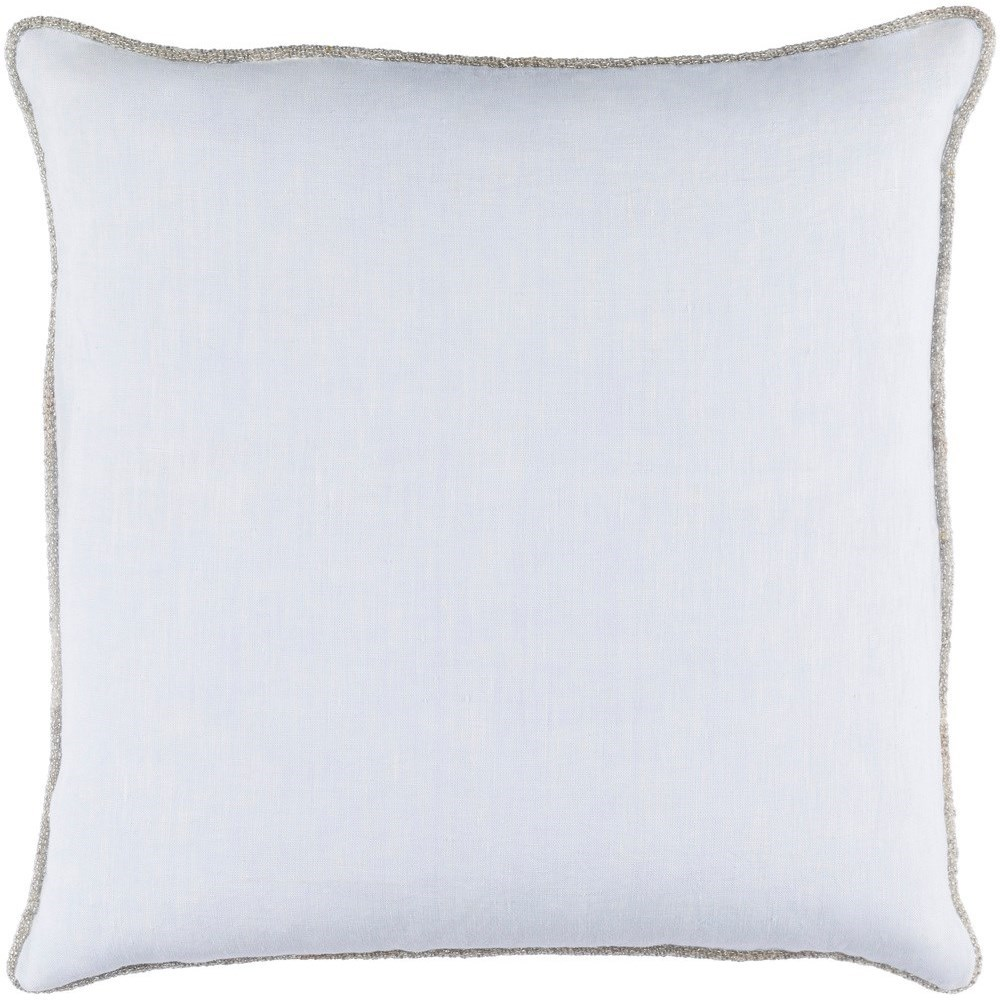 Sasha 22 x 22 x 5 Down Throw Pillow by Surya at SuperStore