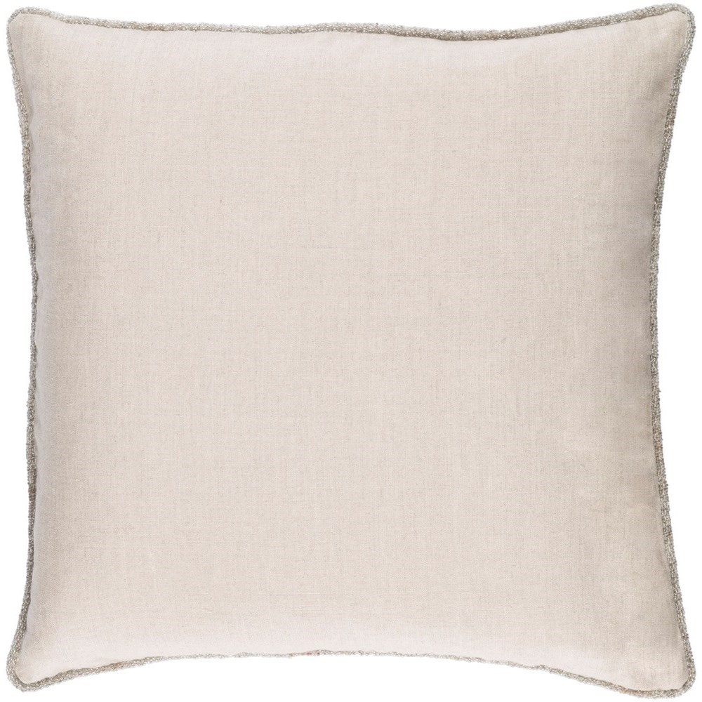 Sasha 18 x 18 x 4 Down Throw Pillow by Ruby-Gordon Accents at Ruby Gordon Home