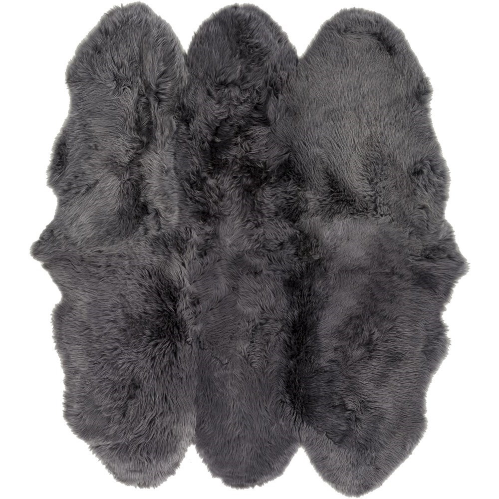 Sheepskin 6' Square by Ruby-Gordon Accents at Ruby Gordon Home