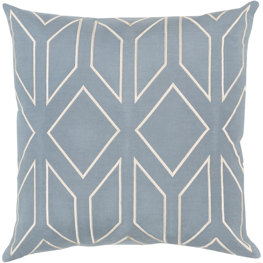 Skyline 22 x 22 x 5 Polyester Throw Pillow by Ruby-Gordon Accents at Ruby Gordon Home