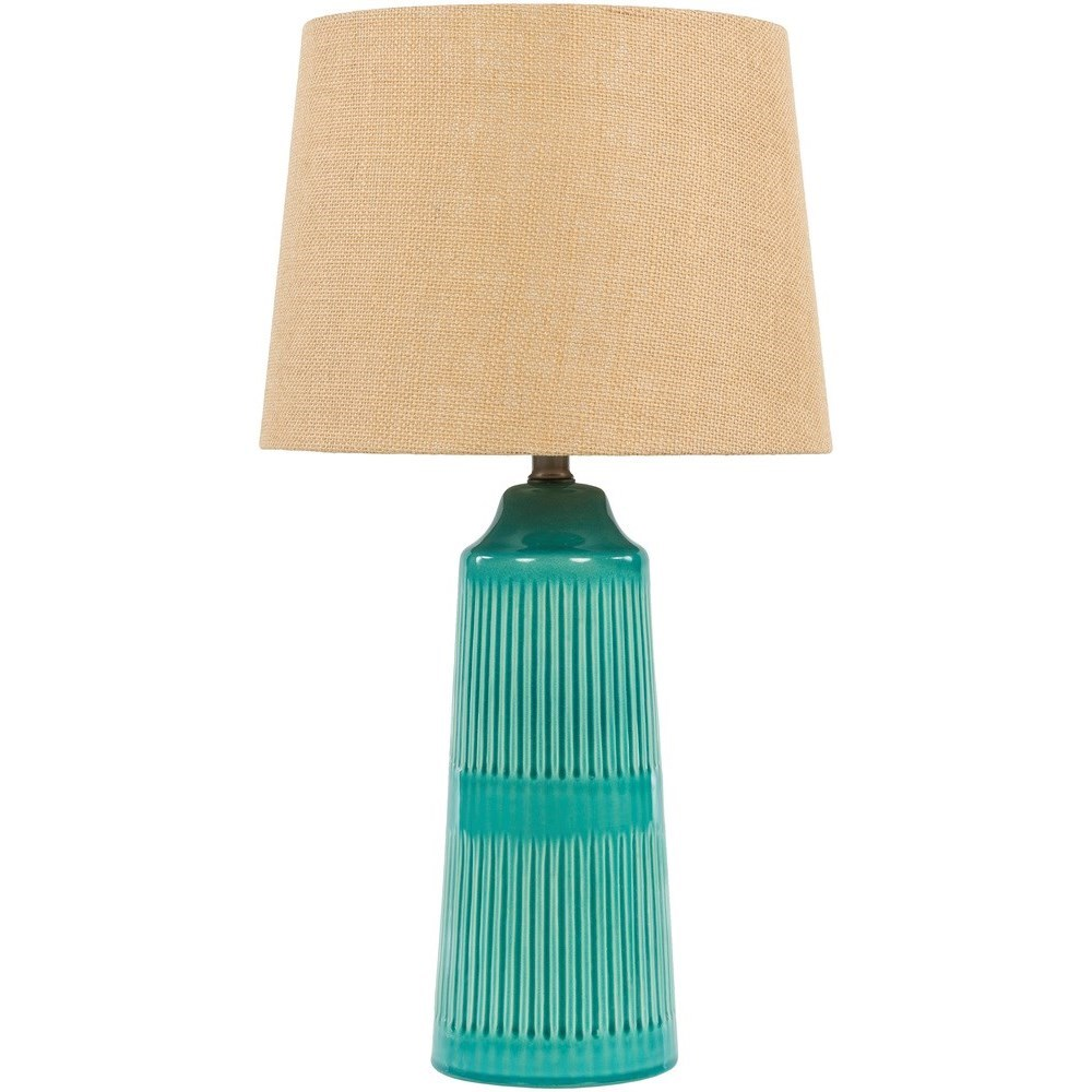 Tellico Blue Coastal Table Lamp by 9596 at Becker Furniture