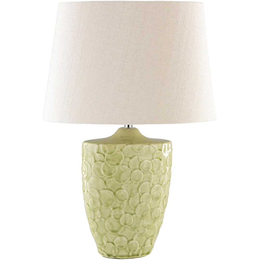 Thistlewood Green Modern Table Lamp by Ruby-Gordon Accents at Ruby Gordon Home