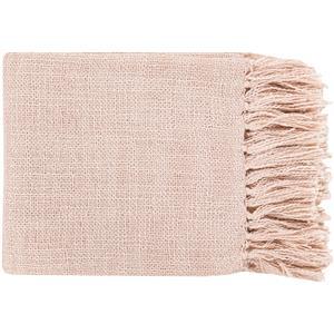 "Surya Throw Blankets Tilda 59"" x 51"" Throw"