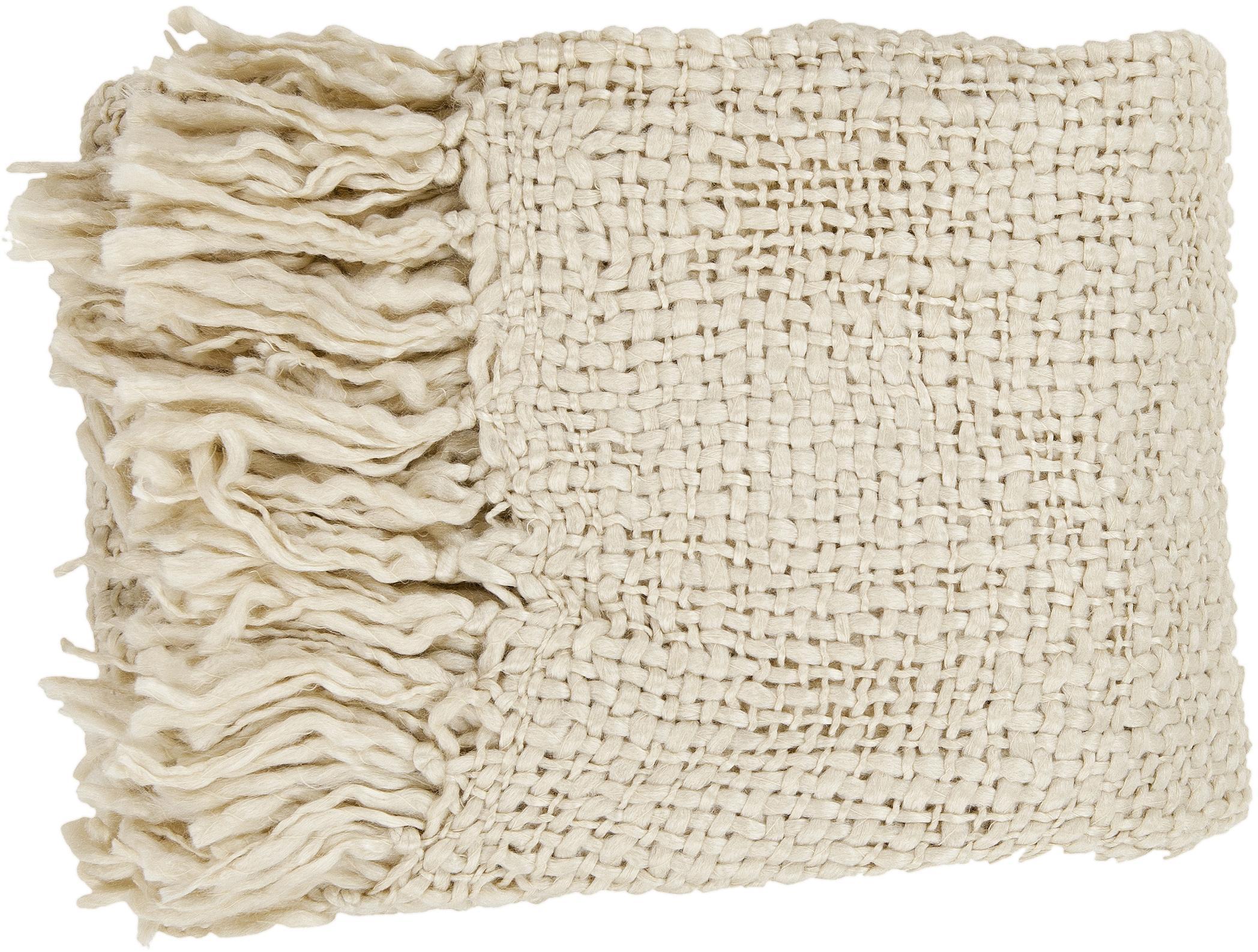 "Throw Blankets Tobias 51"" x 71"" Throw by Surya at Belfort Furniture"