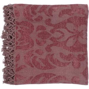 "Surya Throw Blankets Tristen 50"" x 70"" Throw"
